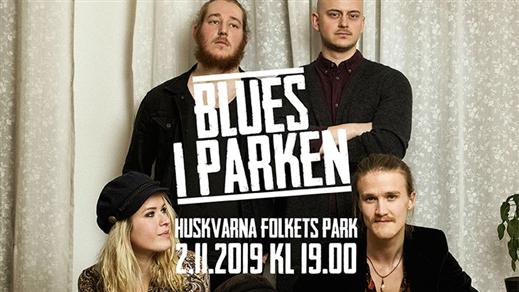 Bild för BLUES I PARKEN, 2019-11-02, Huskvarna Folkets Park