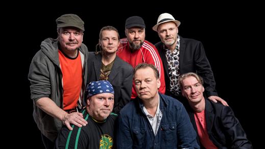 Bild för Konsert: Kalle Baah, 2021-09-04, Kulturhuset baksida