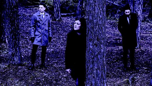 """Bild för Maria Kvist Trio """"Jämtlandssångerna"""", 2021-10-06, Bryggeriet, Kattastrand"""