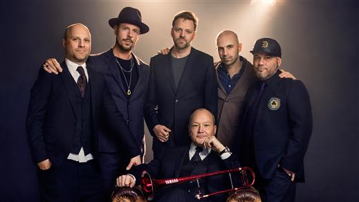 Bild för Nils Landgren Funk Unit 20/12, 2019-12-20, Fasching