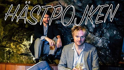 Bild för Hästpojken - Klubb Saga Sessions, premiär!, 2018-09-01, Sagateatern Borås