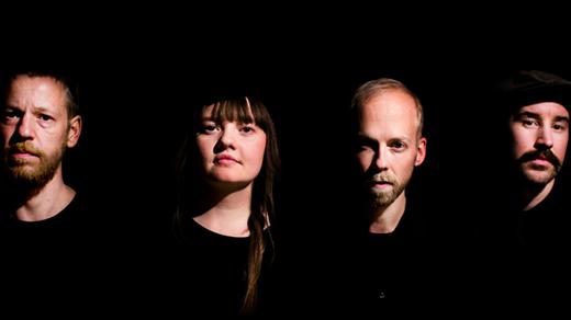 Bild för Ellen Sundberg Band (+Break a Bad Habit), 2016-12-01, Gamla Tingshuset