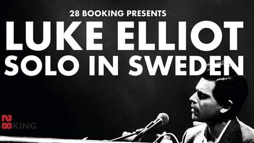 Bild för Luke Elliot - Umeå, 2021-02-27, Vävenscenen