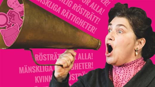 Bild för Föregångerskan, 2018-02-13, Sagateatern