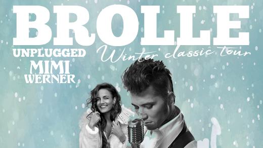 Bild för Brolle feat Mimi Werner Winter Classic Tour, 2018-11-29, Järvsö Kyrka
