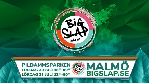Bild för BIG SLAP WEEKEND, 2021-07-30, Tallriken