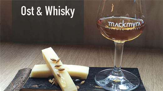 Bild för 13 apr - Ost- och whiskyprovning, 2018-04-13, Whiskyby Gävle