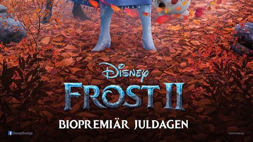 Bild för Frost 2 (Sv. tal) 2D, 2019-12-25, Essegården