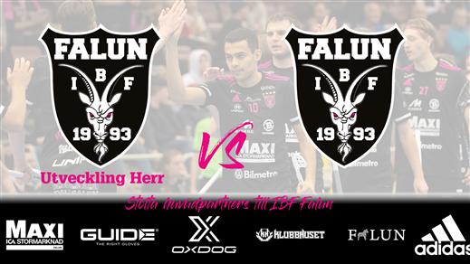 Bild för IBF Falun Utv - IBF Falun, Svenska Cupen Herr, 2021-08-25, Guide Arena