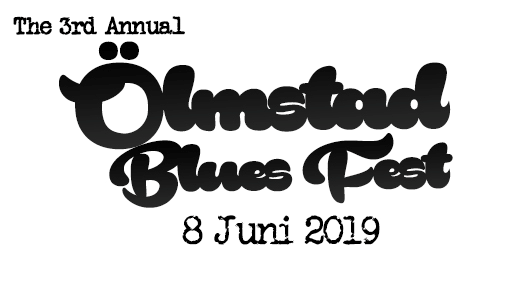 Bild för Ölmstad Blues Fest 2019, 2019-06-08, Ölmstad Blues Fest