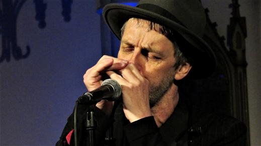 Bild för Valdemar spelar Dylan, 2018-05-04, Porter Pelle
