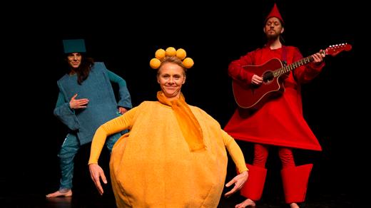 Bild för Färgerna kl 13, 2019-03-02, Teaterkaféet, Hjalmar Bergmanteatern