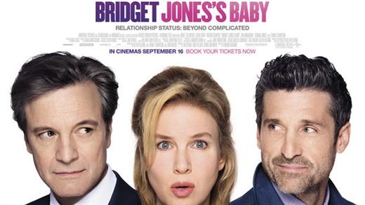 Bild för Bridget Jones Baby (Sal1, Kl.17:00, 2h 3min), 2016-10-16, Saga Salong 1