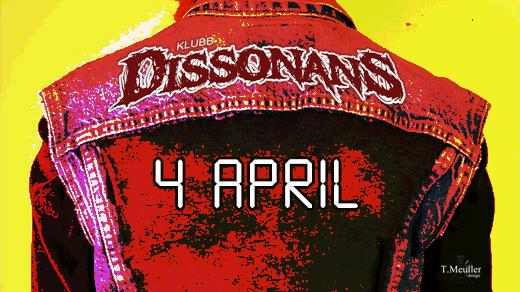 Bild för Darkness, Armory @ Klubb Dissonans, 2020-04-04, Sofiehof Underjord