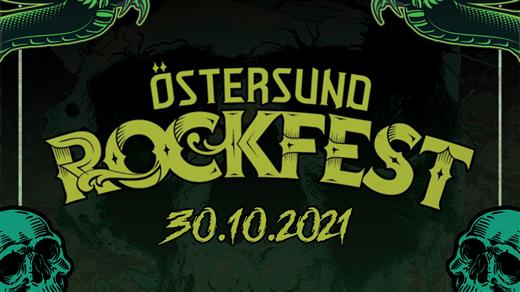 Bild för Östersund Rockfest, 2021-10-30, Folkets hus Östersund