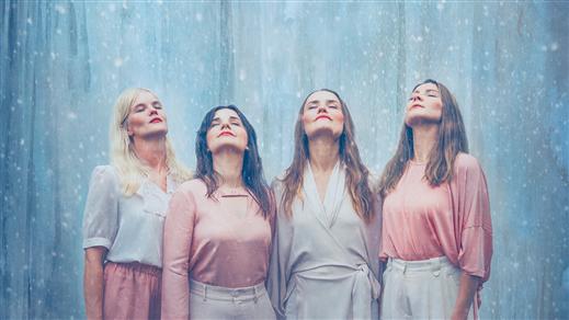 Bild för Kraja & Isen sjunger -vokal julkonsert i två akter, 2018-12-06, Södra Teaterns Stora Scen