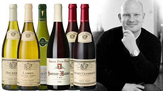 Bild för Vinprovning: Bourgogne med Michel Jamais, 2020-11-02, Kaija, Stallet