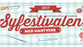 Sy-& Hantverksfestivalen 25-27 augusti  2017