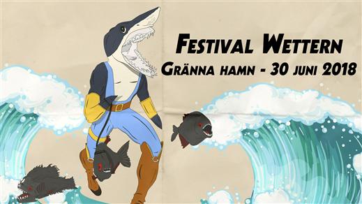Bild för Festival Wettern, 2018-06-30, Vätterscenen