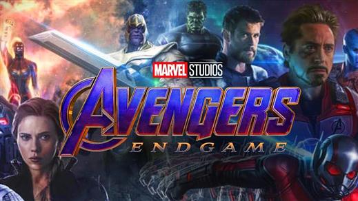 Bild för Avengers: Endgame, 2019-04-28, Kulturhuset i Svalöv