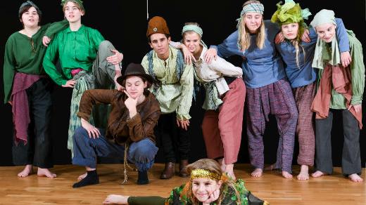 Bild för Peter Pan 12 april, 2017-04-12, Jönköpings Teater