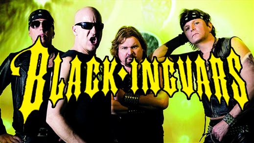 Bild för Black Ingvars Swedish Dance Metal, 2017-09-29, Charles Dickens Pub & Restaurang