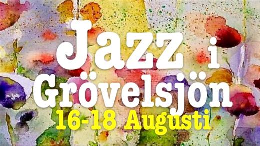 Bild för Jazz i Grövelsjön, 2019-08-16, Jazz i Grövelsjön