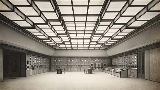 Bild för 1900 - En audiovisuell föreställning, 2020-12-22, UKK - Stora salen