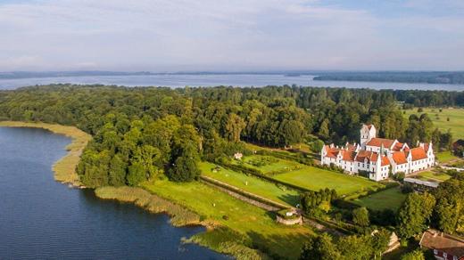 Bild för Skånska Jakt- & Fiskemässan, 2018-08-25, Bosjökloster Slott