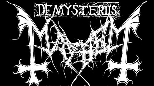 Bild för Metal Clüb presenterar: Mayhem + support, 2017-03-24, Nöjesfabriken