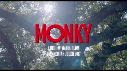 Bild för Monky, 2018-01-14, Bio Oskar
