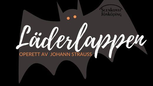 Bild för Vätteroperetten - Läderlappen | 28 augusti, 2022-08-28, Jönköpings Teater