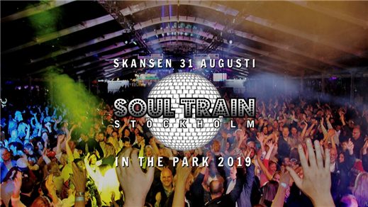 Bild för Soul Train In The Park - Skansen, 2019-08-31, Skansen