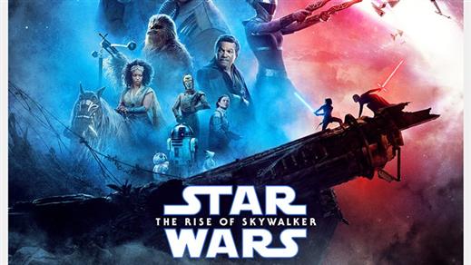 Bild för Star Wars: Rise of Skywalker, 2019-12-26, Essegården