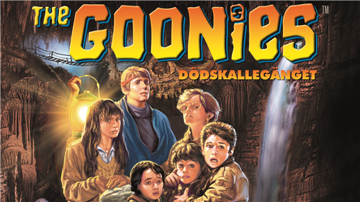 Bild för Goonies - Dödskallegänget, 2020-09-16, Ersboda Folkets Hus