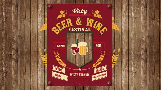 Bild för Visby Beer & Wine Festival 2018, 2018-11-03, Wisby Strand