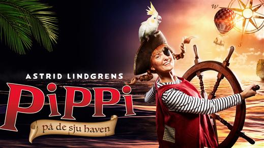 Bild för Astrid Lindgrens PIPPI på de sju haven 2019, 2019-03-31, Intiman