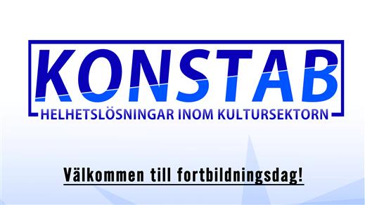 Bild för Fortbildningsdag med KonstAB, 2018-09-14, Kvarterscenen 2lång