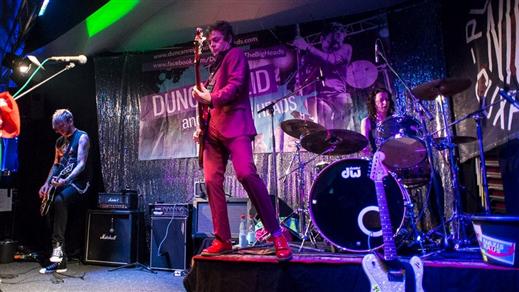 Bild för Duncan Reid & The Big Heads + Psychotic Youth, 2018-05-18, Folk Å Rock