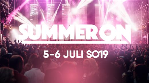Bild för Summer On Festival 2019, 2019-07-05, Stranden