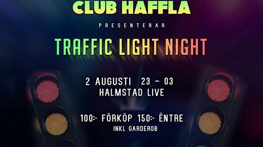 Bild för Club Haffla - Traffic Light Night, 2019-08-02, Halmstad Live