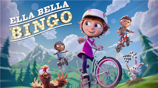 Bild för Bio: Ella Bella Bingo (sv. tal), 2020-04-06, Kulturhuset Finspång, Stora Salongen