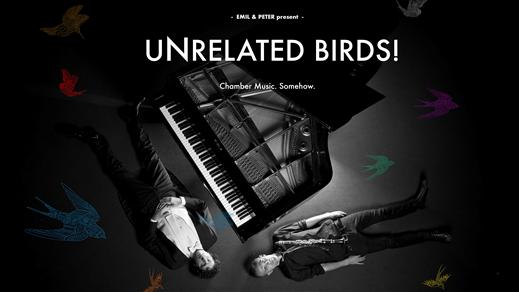 Bild för Klassisk AW: Unrelated Birds!, 2019-11-07, UKK - Restaurangen/Sal D