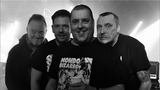 Bild för PETER AND THE TEST TUBE BABIES (uk) + support, 2018-05-19, The Crypt - Linköping