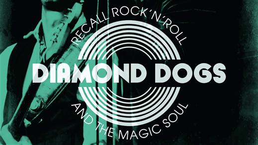 Bild för Diamond Dogs + Martin Berglund & Stödorkestern, 2019-09-20, Folk Å Rock