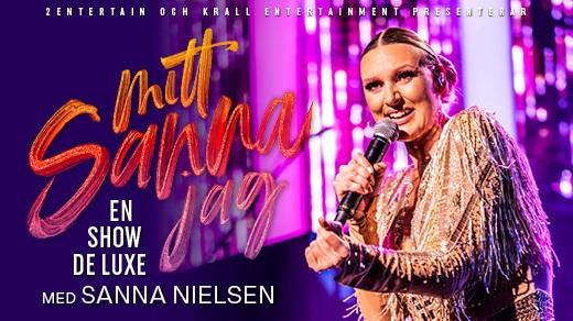 """Bild för """"Mitt Sanna jag"""" - Sanna Nielsen, 2019-09-26, Konserthuset"""