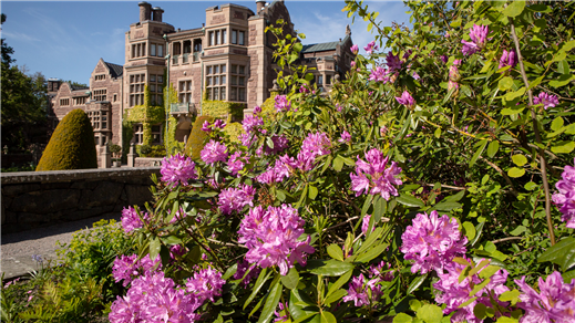 Bild för Trädgårdsvisning, 2020-06-30, Tjolöholms Slott