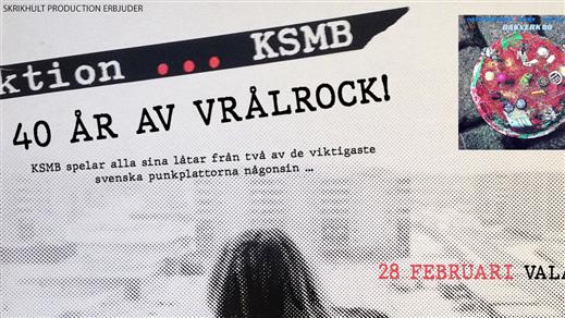 Bild för KSMB + Support, 2020-02-28, Valand