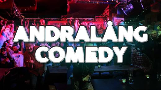Bild för Andralång Comedy, 2021-06-07, The Abyss Gothenburg