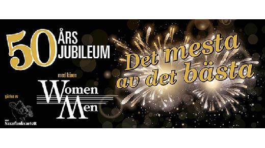Bild för WomenMen 50-års jubileum, 2019-10-12, Åhaga